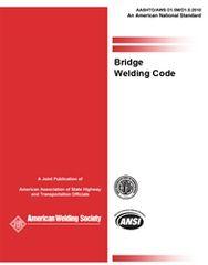 AWS- AASHTO/AWS D1.5M/D1.5:2010 Bridge Welding Code