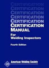 AWS- CM Certification Manual for Welding Inspectors (Video Presentation)