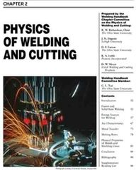 AWS- WHC1.02 Physics of Welding and Cutting