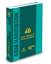 ASM-05352G-V4D Handbook, Volume 4D: Heat Treating of Irons and Steels