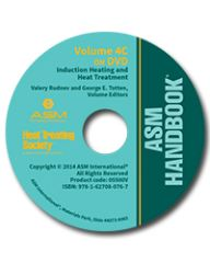 ASM-05500V-V4C-DVD ASM Handbook Volume 4C: Induction Heating and Heat Treatment DVD