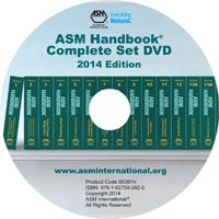 ASM-05381V-CS-DVD-2014 ASM Handbook Complete Set DVD 2014 Edition