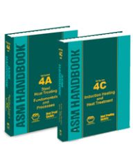 ASM-05443G-4A-4C Handbook Volumes 4A and 4C: Heat Treating Set