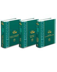 ASM-05194G-13A-13B-13C ASM Handbook Volume 13A, 13B, 13C Corrosion Set
