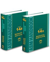 ASM-05193G-14A-14B ASM Handbook Volume 14A & 14B Metalworking Set