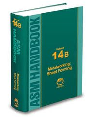 ASM-05120G-14B ASM Handbook Volume 14B: Metalworking: Sheet Forming