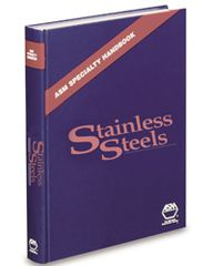 ASM-06398G-1994 Specialty Handbook: Stainless Steels