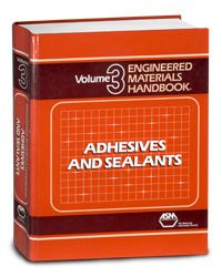 ASM-06012G-1990 Engineered Materials Handbook Volume 3: Adhesives and Sealants