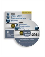 AWWA-60118 Water Utility Compensation Survey 2011, Small and Medium-Sized Utilities
