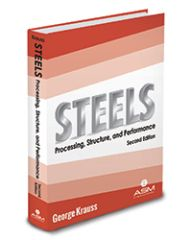 ASM-05441G-2015 Steels: Processing, Structure, and Performance, Second Edition