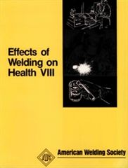 AWS- EWH-8 Effects of Welding on Health