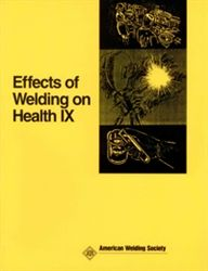 AWS- EWH-9 Effects of Welding on Health
