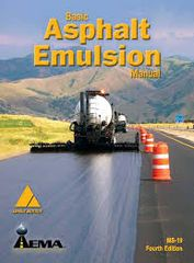 MS-19 Basic Asphalt Emulsion Manual (Video Presentation Available)