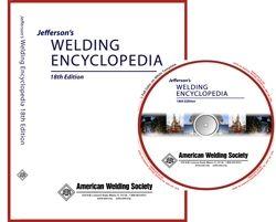 AWS-JWE CD Jefferson's Welding Encyclopedia on CD-ROM