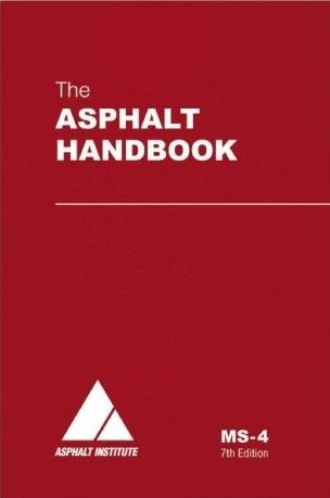 MS-4 The Asphalt Handbook (7th Edition) (Video Presentation Available)