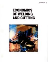 AWS- WHC1.12 Economics of Welding and Cutting