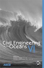 ASCE-40775 Civil Engineering in the Oceans VI (Video Presentation)
