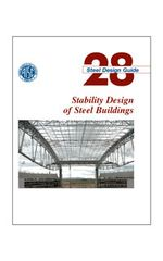 AISC-828-13 Design Guide 28: Stability Design of Steel Buildings