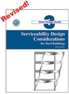 AISC-803-04 Design Guide 3: Serviceability Design Considerations for Steel Buildings (Second Edition)
