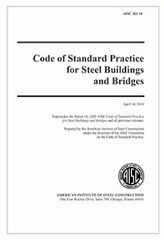 AISC-303-10 2010 Code of Standard Practice for Structural Steel Buildings and Bridges