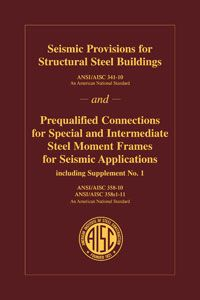 AISC-341-10-358-10 Seismic Standards Collection (First Printing)
