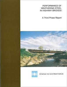 AISI-T-195 Performance Of Weathering Steel In Highway Bridges - Phase A
