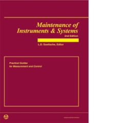 ISA-116166 Maintenance of Instruments & Systems, 2nd Edition