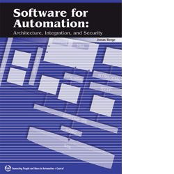 ISA-116170 Software for Automation: Architecture, Integration, and Security