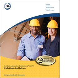 ISA-116252 Certified Automation Professional® Study Guide, 2nd Edition