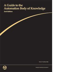 ISA-116204 A Guide to the Automation Body of Knowledge, 2nd Edition