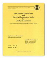 AA-OR-1 GOLD SHEETS - Unalloyed Aluminum