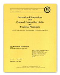 AA-OR-1 GOLD SHEETS - Unalloyed Aluminum