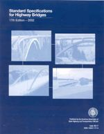 AASHTO-HB-17 Standard Specifications for Highway Bridges, 17th Edition