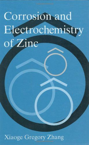 NACE-38218 - Corrosion and Electrochemistry of Zinc