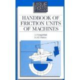 ASME-800016 Handbook of Frictional Units of Machines