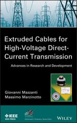 IEEE-09666-6 Extruded Cables for High-Voltage Direct-Current Transmission: Advances in Research and Development