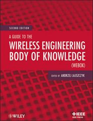 IEEE-34357-9 A Guide to the Wireless Engineering Body of Knowledge (WEBOK), 2nd Edition