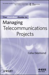IEEE-28475-9 The ComSoc Guide to Managing Telecommunications Projects