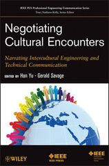 IEEE-06161-9 Negotiating Cultural Encounters: Narrating Intercultural Engineering and Technical Communication