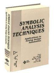 IEEE-31075-9 Symbolic Analysis Techniques: Applications to Analog Design Automation