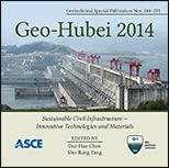 ASCE-41359 - Geo-Hubei 2014: Sustainable Civil Infrastructure—Innovative Technologies and Materials