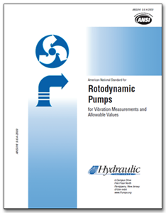 HI-A121 ANSI/HI 9.6.4-2009 Rotodynamic Pumps for Vibration Measurement and Allowable Values