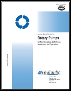HI-A109 ANSI/HI 3.1-3.5-2008 Rotary Pumps