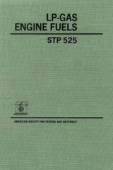 ASTM-STP525 LP-Gas Engine Fuels