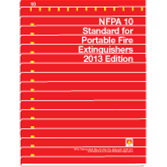 NFPA-10(13): Standard for Portable Fire Extinguishers