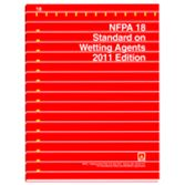 NFPA-18(11): Standard on Wetting Agents