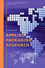 TAPPI- JAPR_PRINT Journal of Applied Packaging Research - Print edition