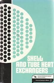 ASM-01456 - Shell and Tube Heat Exchangers, 1982 (NEW)