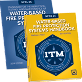 NFPA-25(14)BK Standard for the Inspection, Testing, and Maintenance of Water-Based Fire Protection Systems (Book)