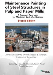 TAPPI- 0101R339 Maintenance Painting of Steel Structures in Pulp and Paper Mills